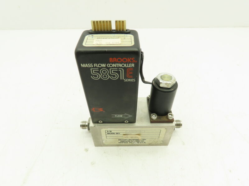Brooks 5851E Mass Flow Controller