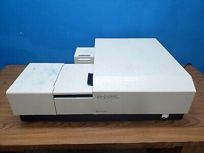 Used Shimadzu Uv-2101pc Uvvis Scanning Spectrophotometer Uv2101pc