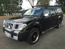 2008 NISSAN NAVARA D40 ST-X 2.5 DIESEL DUAL CAB MANUAL (4X4) Rochedale South Brisbane South East Preview