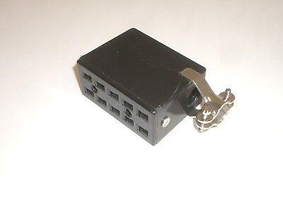 Cinch Jones Beau Molex S-5410-cce S-2410-cce Power Connector Socket 10 Pin