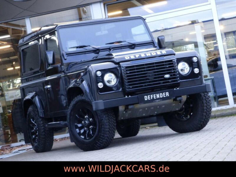 Land Rover Defender 90 DPF AUTOBIOGRAPHY *1of30*