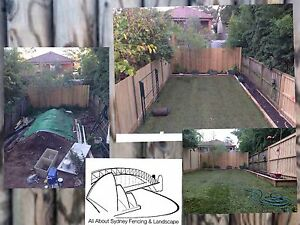 Sydney fencing and landscape Blacktown Blacktown Area Preview