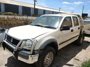 Wrecking 2006 #Holden #Rodeo RA Dual Cab Tray #Ute Manual #4WD Port Adelaide Port Adelaide Area Preview