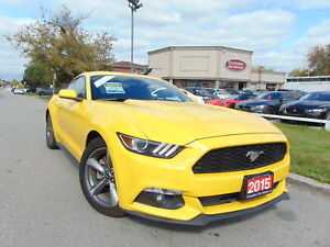 2015 Ford Mustang AUTO| BACK UP CAMERA |