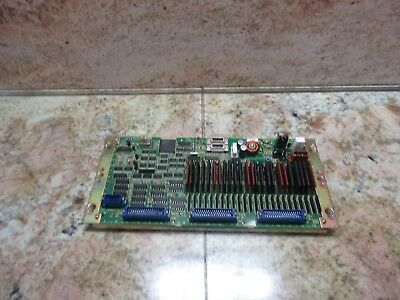 Fanuc Operator Interface Connection Board Pcb A16b-2200-0660 Mori Seiki Zl-15m