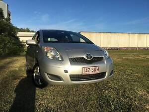 2009 Toyota Yaris Hatchback Yeerongpilly Brisbane South West Preview