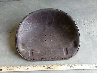 Early Antique Farmall H Seat Vintage Tractor Parts