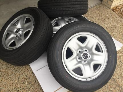 Mazda CX-5 wheels