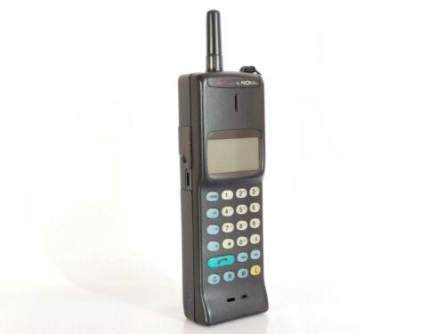 NOKIA CITYMAN 150 CENTERTEL - BRICK CELL PHONE MOBILE TELEPHONE VINTAGE RETRO