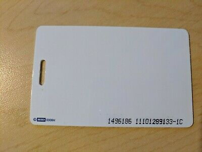 Hid 0008h Access Card - New