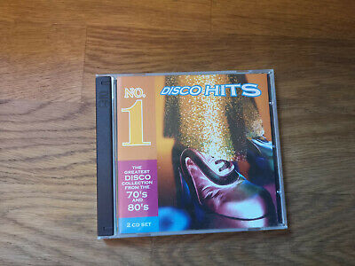 NO. 1 Disco Hits 70´s 80´s   2CD´s