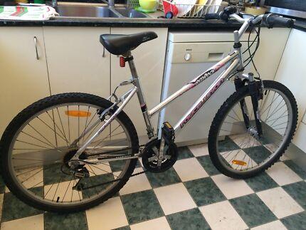 Royce Union silver aluminum women's mountain bike for sale Bondi Junction Eastern Suburbs Preview