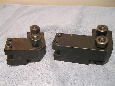Hardinge C14 And C15 Tool Holders Machinist Tools