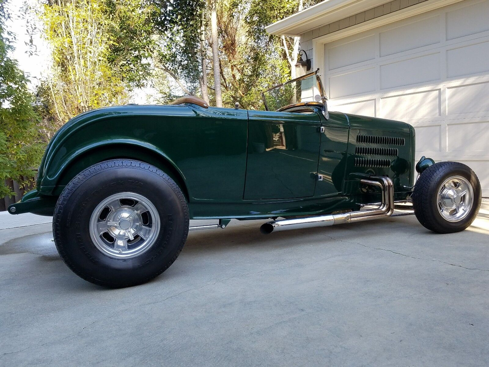 1932 Ford Roadster Street Rod - Used Ford High Boy Roadster for sale ...