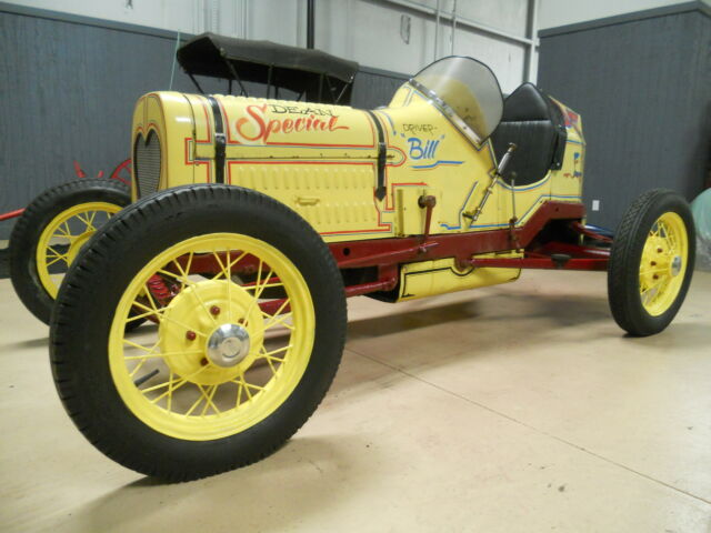 Ford : Model A 1931 FORD MODEL A RACER, ALL STEEL BODY BUILT IN THE 50'S, RUNS AND DRIVES GOOD