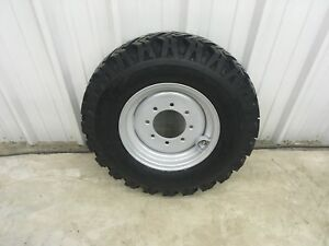 Bobcat snow tires, skid steer snow tires