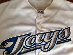 Toronto Blue Jays official authentic MLB baseball jersey