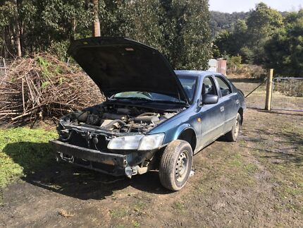 Toyota Camry 97 wrecking for cheap parts Ellendale Central Highlands Preview