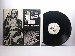 BAND-FUR-AFRIKA-NACKT-IM-WIND-CBS-A-12-6060-OTTIMO