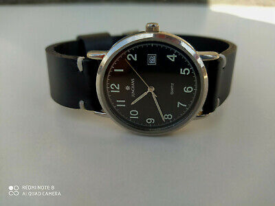 Used, VINTAGE NICE JUNGHANS QUARTZ  MENS GERMANY WATCH for sale  Shipping to Nigeria