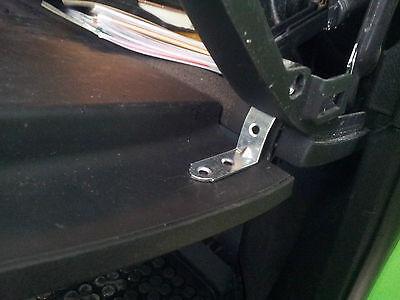 For Audi A4 S4 RS4 B6 8E Glove Box Hinge Repair Kit 2001 / 2005