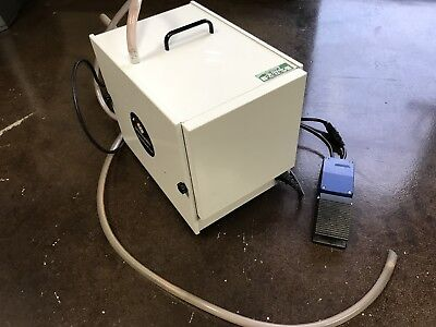 Quatro-air Ax010-126 Solder Engraver Fume Extractor - With Foot Switch