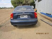 2000 Daewoo Lanos Sedan Two Wells Mallala Area Preview