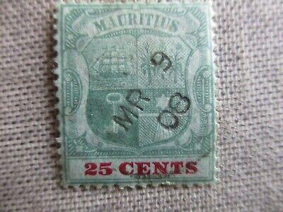 Mauritius, Scott#110, used