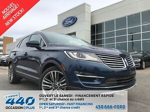 2015 Lincoln MKC | RESERVE 2.3L, AWD, NAVIGATION, TOIT PANO