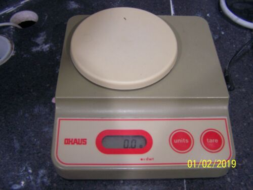 Ohaus dental electronic scale