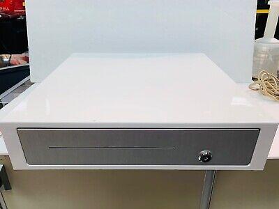 Clover Electronic Pos Cash Register Cash Drawer Model D100 No Key Or Cords