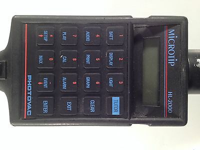 Photovac Microtip Hl-2000 Gas Analyzer