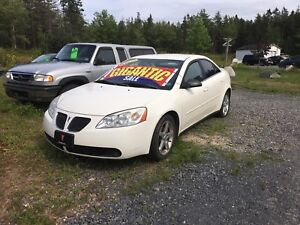 2008 Pontiac G6 in house financing available everyone approved