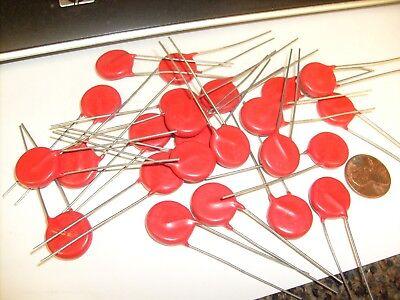 22 Lot Mov Metal Oxide Varistor From Tv Radio Repair Shop Nos  Q2