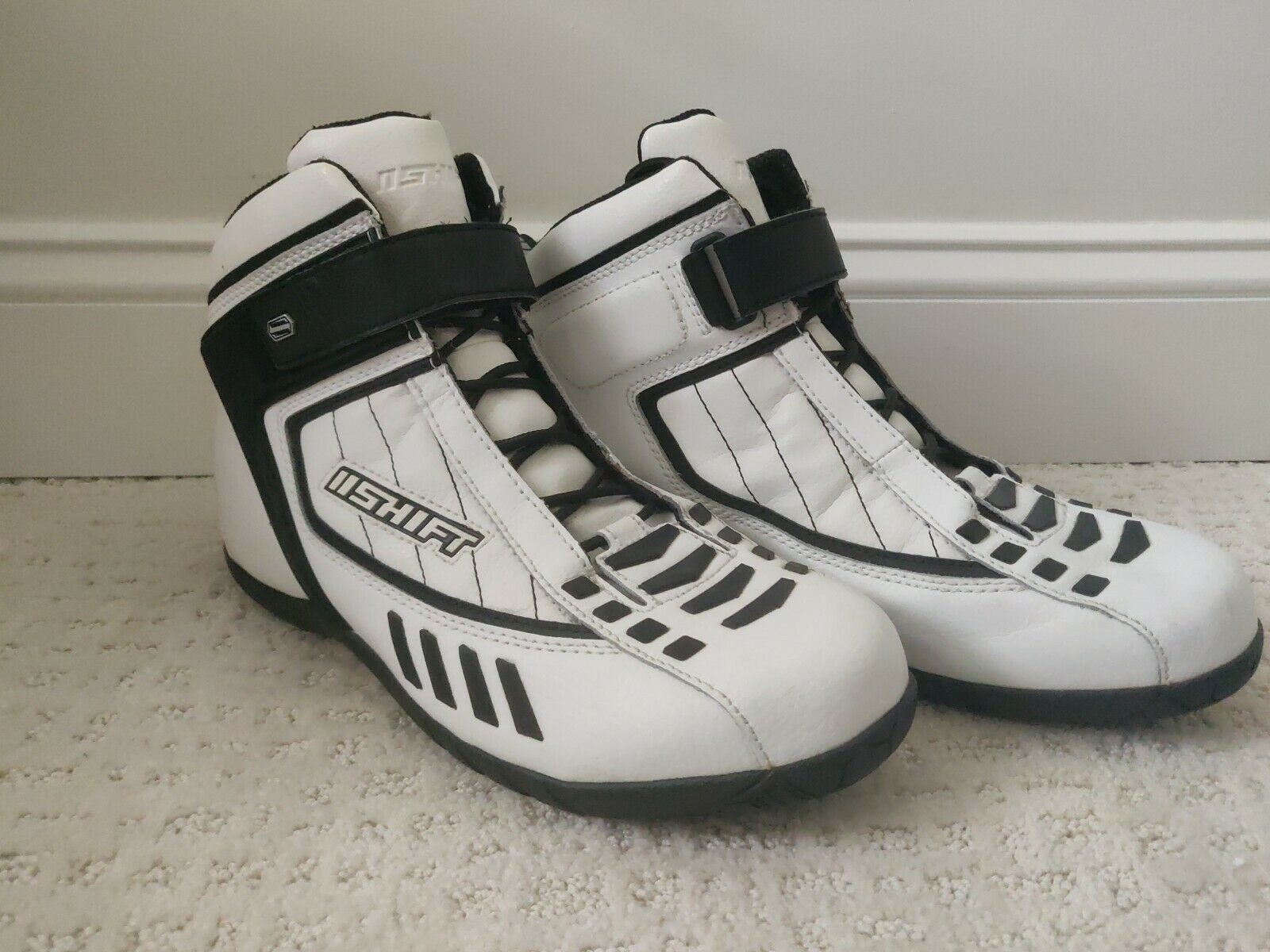 Shift Racing Fuel Men's Size 12 Motorcycle Street Riding Shoes