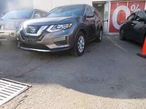 2017 NISSAN Rogue S FWD Free WInter Tires!!  New Years CLEAROUT