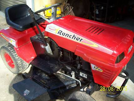 Rover Rancher Ride on Mower South Burnett Area Preview