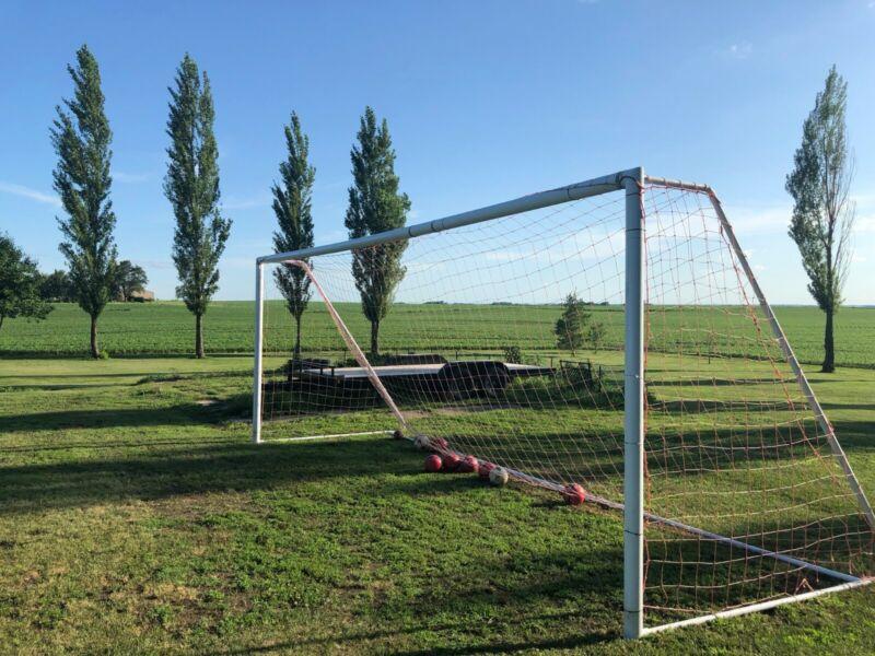 8x24 Official FIFA/NCAA Soccer Goal