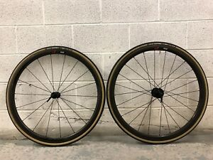 2014 Zipp 202 Firecrest clinchers