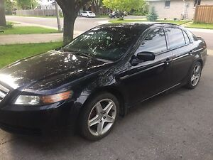 2005 Black Acura TL **OPEN TO ANY OFFERS**