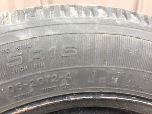 "4/16""4/100 winter rims off ion $225 Peterborough Peterborough Area image 3"