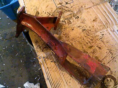 Farmall 504 Utility Tractor Main Steering Support Tower Mount Bracket