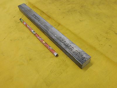 2024 Aluminum Bar Stock Machine Shop Flat Plate Sheet 34 X 1 X 12 Oal