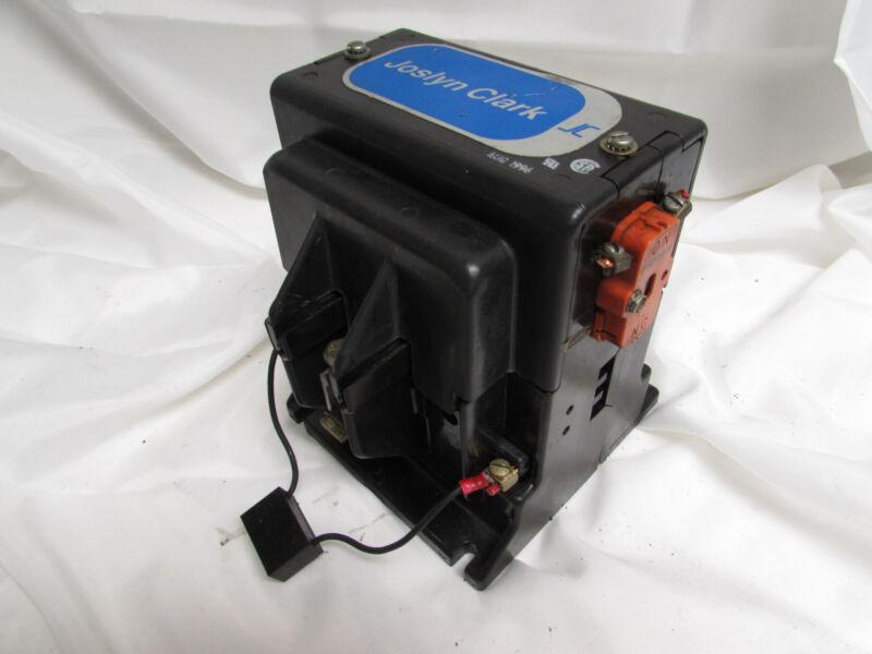 JOSLYN CLARK 5DP3-10100 CONTACTOR 110A 500VDC 120V COIL ***XLNT***