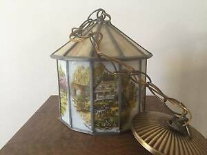 Antique Hanging light shade Joondalup Joondalup Area Preview