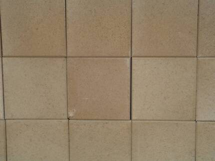 PAVERS BORAL 300 X 300 X 40mm NEARLY 60 % OFF WHILE STOCKS LAST!! Mile End West Torrens Area Preview