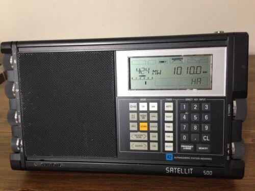 GRUNDIG SATELLIT 500, Multi Band Receiver, Good Condition.