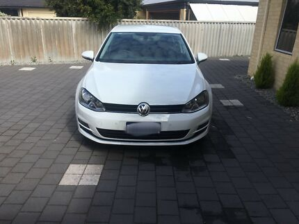 2014 Volkswagen Golf Highline 103 TSI