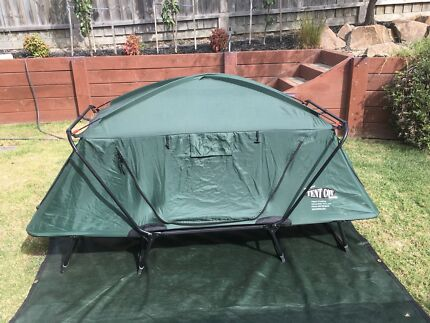 C&ing tent cot stretcher swag XL & tent cot | Gumtree Australia Free Local Classifieds
