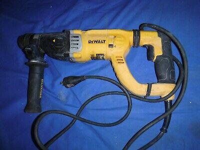 Dewalt D25263 1-18 D-handle Sds Rotary Hammer Corded